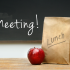 THURSDAY JAN 11 @ LUNCH – TRACK MEETING